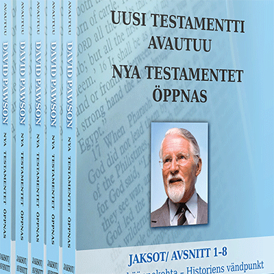 DVD | David Pawson: Uusi testamentti avautuu - koko sarja